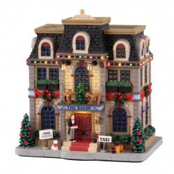 CHRISTMAS AT THE SAVOY - LEMAX