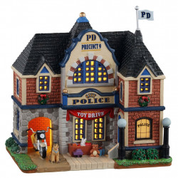 CITY POLICE STATION - LEMAX