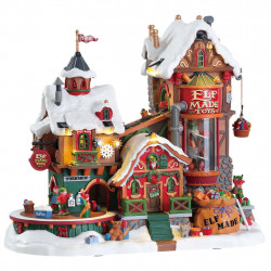 ELF MADE TOY FACTORY - LEMAX