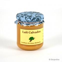 Confiture de lait au Calvados - 250g