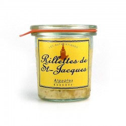 Rillettes de Saint-Jacques - 105g