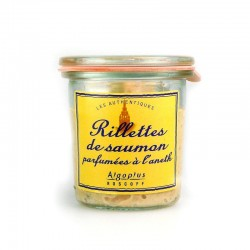 Rillettes de saumon / aneth - 105g