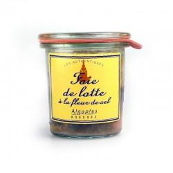 Foie de lotte à la fleur de sel - 105g