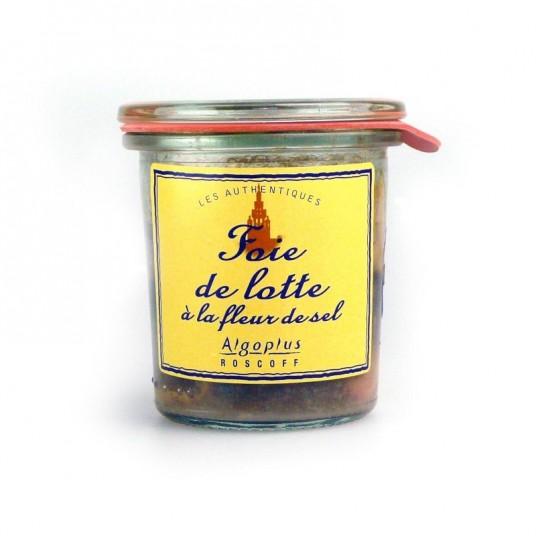 Foie de lotte la fleur de sel 105g - Cuisiner le foie de lotte ...