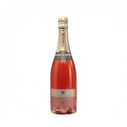 Champagne rosé - 0,75L