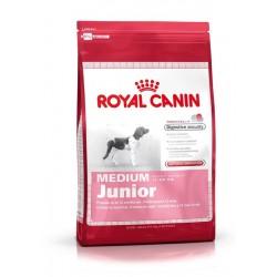 Croquettes Royal Canin pour chiots de taille moyenne - 15kg