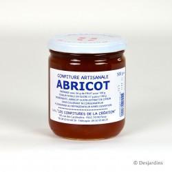 Confiture d'abricot - 500g