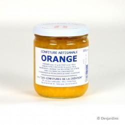 Confiture d'orange - 500g