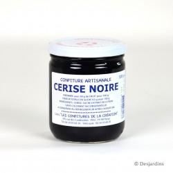 Confiture de cerise noire - 500g