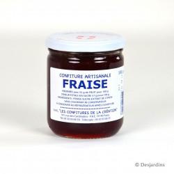 Confiture de fraise - 500g