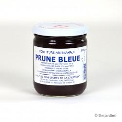 Confiture de prune bleue - 500g