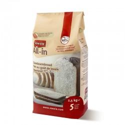 Farine All-in pour pain au levain - 2.5kg