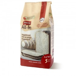 Farine All-in pour pain au seigle - 2.5kg