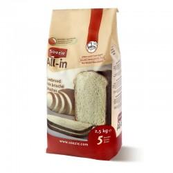 Farine All-in pour pain brioché - 2.5kg