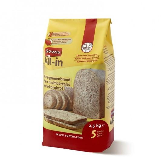 3495b71c3b4 Farine All-in pour pain multicéréales - 2.5kg - Desjardins.fr