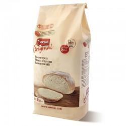 Farine pour pain blanc d'antan - 2.5kg