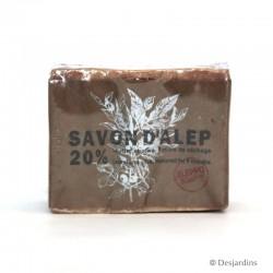 Savon d'Alep 20% laurier -Tadé - 180g
