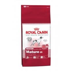 Croquettes Royal Canin pour chien senior de taille moyenne- 15kg