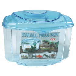 Aquarium Small Pals Pen - Living World - 29x16x16cm
