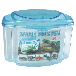 Aquarium Small Pals Pen - Living World - 40x22x22cm