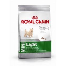 Croquettes Royal Canin light pour chien de petite taille -  8kg
