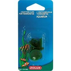 Ventouses Zolux pour thermomètre - x4