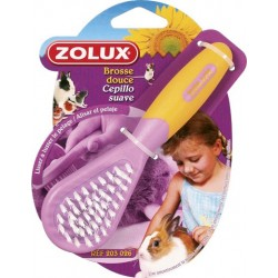 Brosse douce Zolux rongeurs