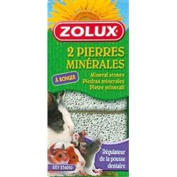 Pierre minérale Zolux pour rongeurs - X 2