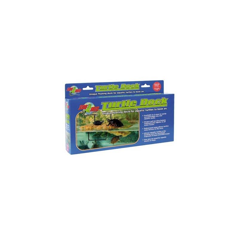 Turtle dock Zolux - taille M