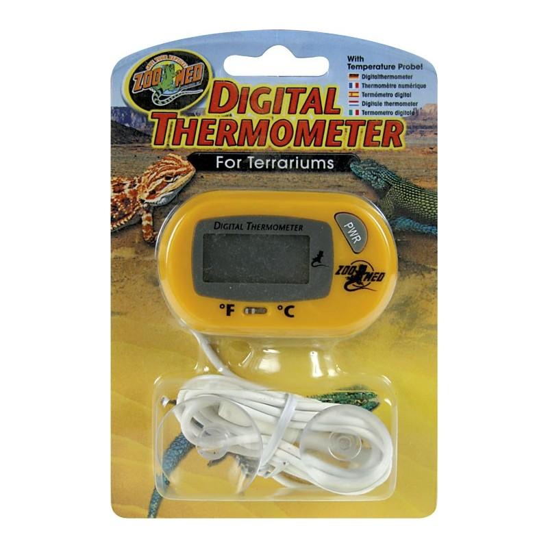 Thermomère digital Zolux reptile