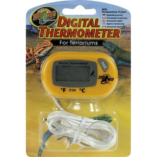 Thermomètre digital pour terrarium Zoo Med