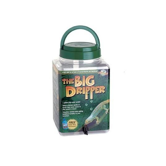Distributeur d'eau goutte à goutte Zolux - 3,8L