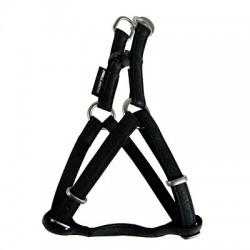 Harnais réglable noir Mac Leather Zolux - 10mm