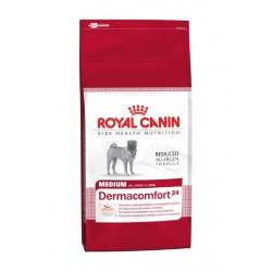 Croquettes Royal Canin pour chien moyen adulte à peau sensible - 10kg