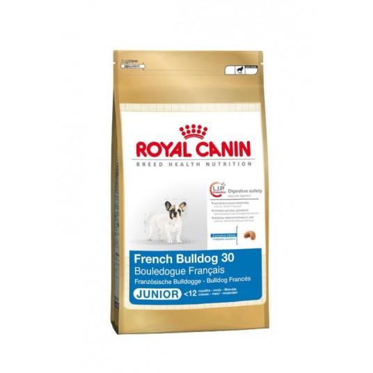 Croquettes Royal Canin pour chiot Bouledogue Français - 10kg