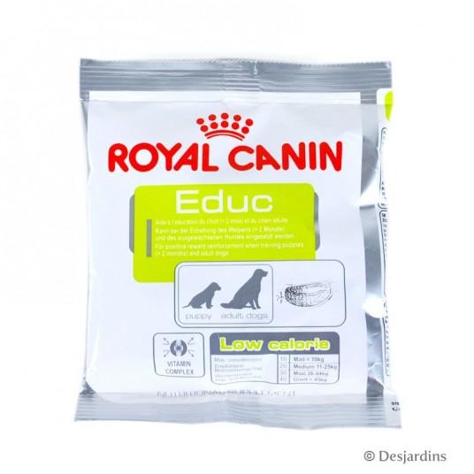 Biscuits Royal Canin pour chiot et chien adulte toute race - 50g