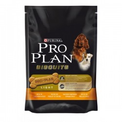 Biscuits Pro Plan Light - poulet et riz - 400g