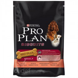 Biscuits Pro Plan Adult - saumon et riz - 400g