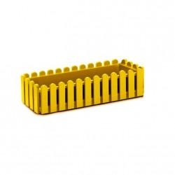 Jardinière Emsa Landhaus jaune - 50cm