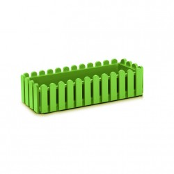 Jardinière Emsa Landhaus vert clair - 50cm