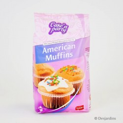 Farine Mix pour american muffins - 1kg