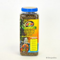 "Granulés pour tortue d'eau ""natural aquatic turtle food"" Zolux -360g"
