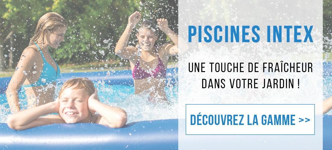 Intex piscines